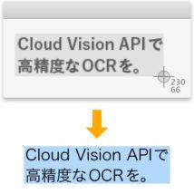 Google APIでスクリーンショットOCR アイキャッチ図版