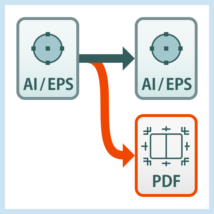 PDF複製書き出しスクリプト アイキャッチ図版